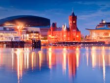 Mercateo en Cardiff