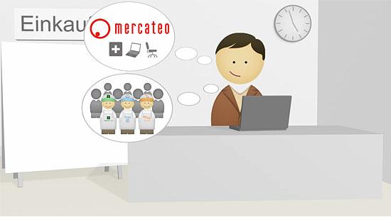 Mit Mercateo internationale Niederlassungen anbinden