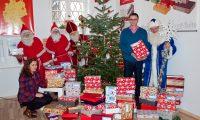 Weihnachten im Päckchen
