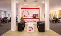 Mercateo Lobby in Leipzig