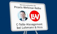 Praxis-Webinar-Reihe: C-Teile-Management