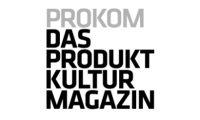 Logo Produktkulturmagazin PROKOM