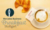 Grafik Business Breakfast Stuttgart