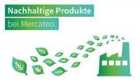 Nachhaltige Produkte bei Mercateo