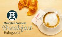 Beitragsbild Business Breakfast Ruhrgebiet