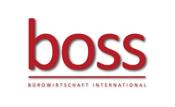 logo boss - Bürowirtschaft International