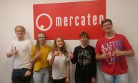 Schülerpraktikum bei Mercateo