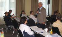 Professor Dr. Robert Fieten auf dem 5. BME Forum zur Indirekten Beschaffung.