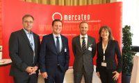 Mercateo, Jürgen Winklbauer und Karl Brudna beim Österreichischen Einkaufsforum 2016.