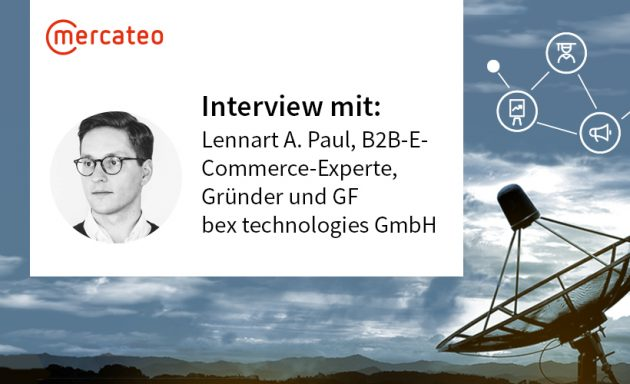 B2B-Radar: Lennart A. Paul im Interview