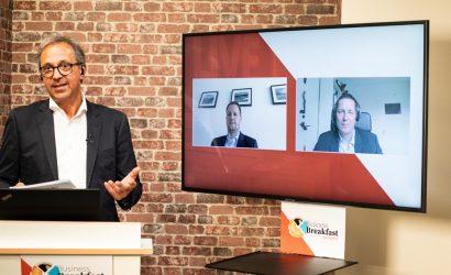 Business Breakfast goes digital am 23. Juni 2020