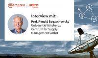 Digitalisierung im Einkauf: Prof. Bogaschewsky zur Studie 2021